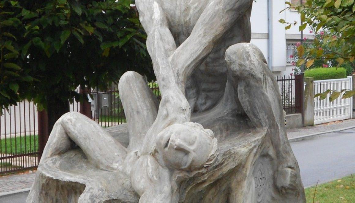 Monumento al Donatore, Lendinara Rovigo