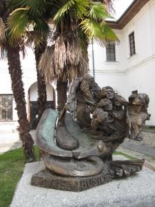 Monumento AVIS, Busto Arsizio