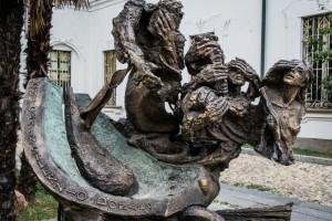 Monumento ai Donatori del Sangue Busto Arsizio