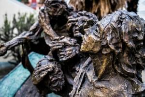 Monumento ai Donatori del sangue, AVIS, Busto Arsizio