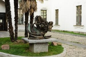 monumento ai Donatori del Sangue, Busto Arsizio