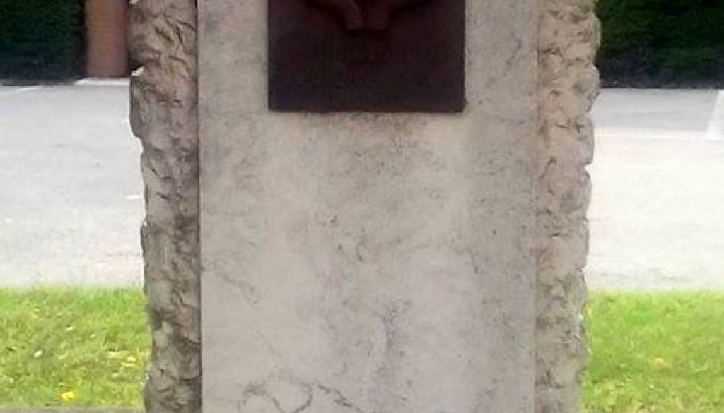 monumento al donatore, Bagnolo di Po, Rovigo
