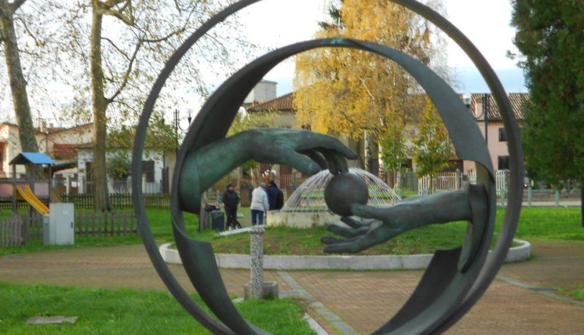 monumento al donatore Canaro Rovigo
