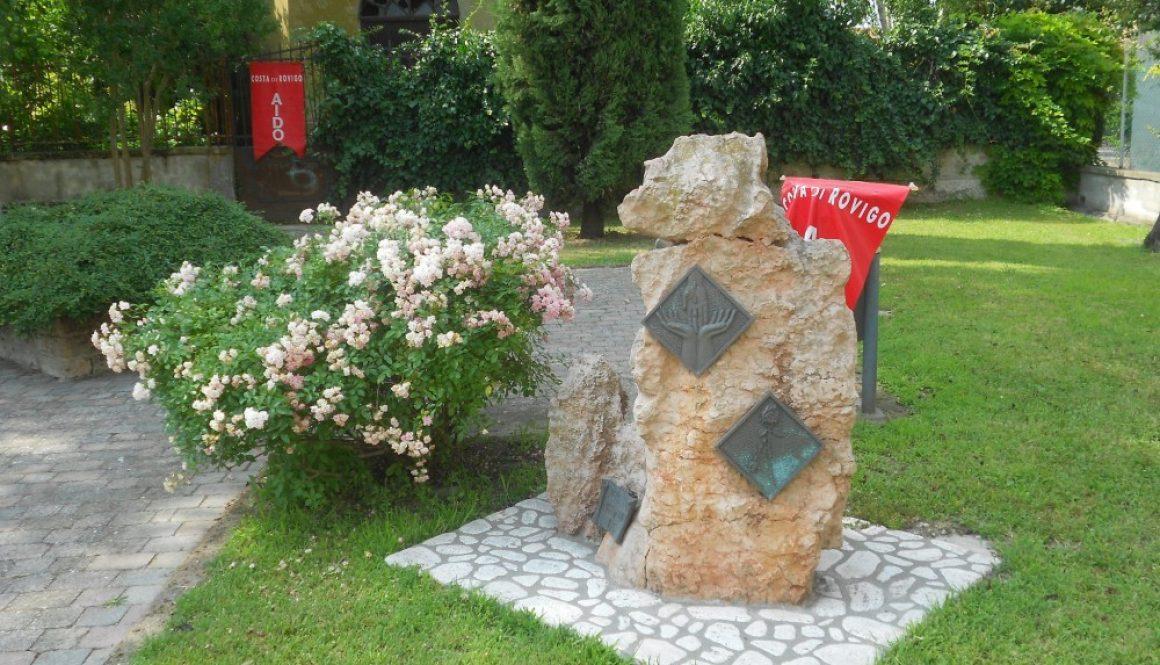 Monumento al Donatore AVIS AIDO Costa di Rovigo
