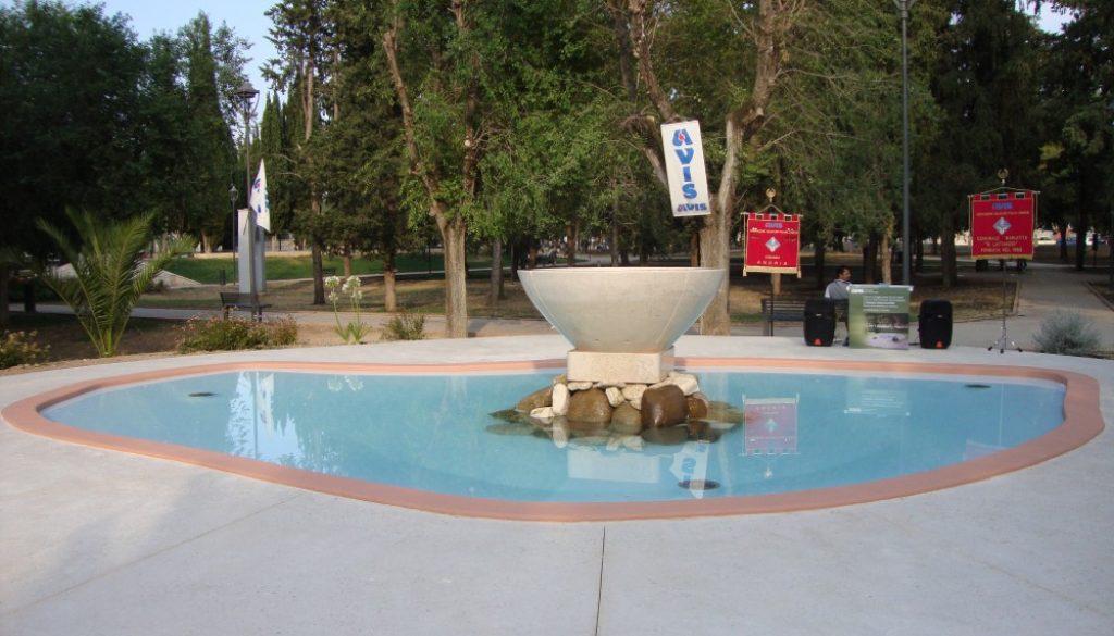 Avis, Fontana, Andria
