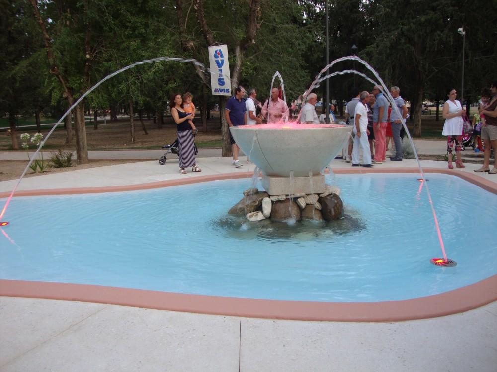 Avis, Fontana monumentale, Andria