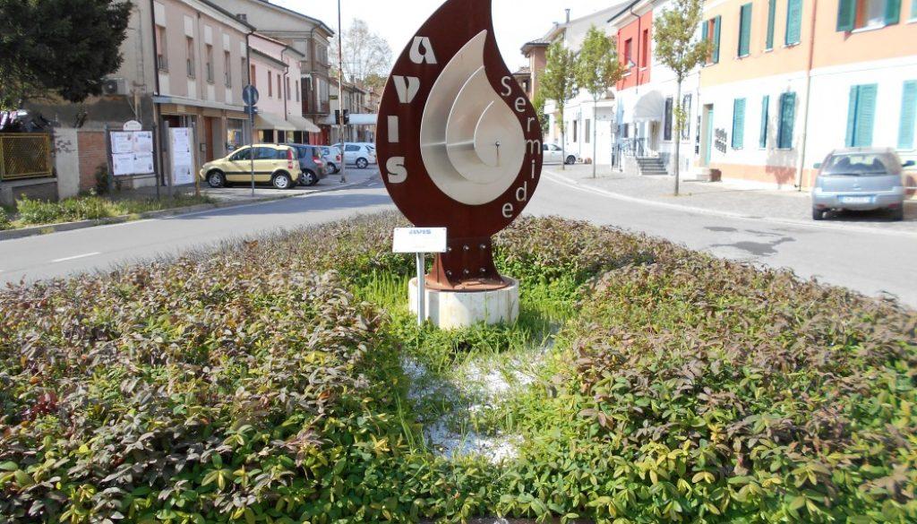 monumento, AVIS, Sermide
