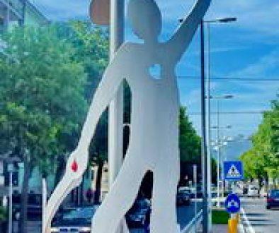 monumento al donatore di sangue, Cuneo