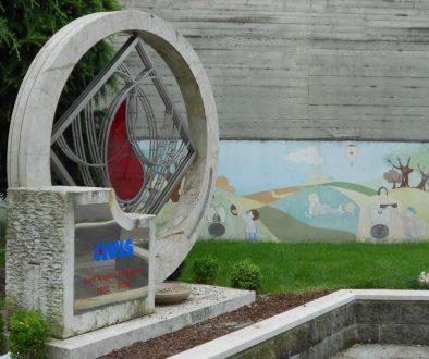 monumento AVIS, Sant'Angelo Lodigiano