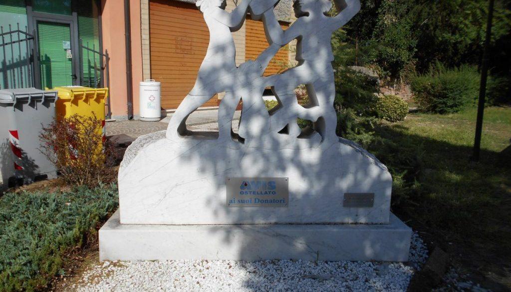 monumento AVIS Ostellato