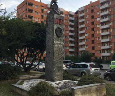 monumento AVIS, San Donato Milanese