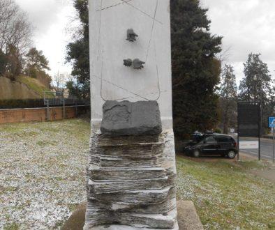 monumento AVIS, Recanati