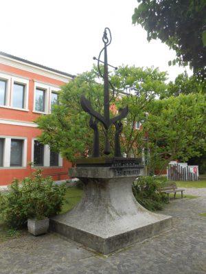 monumento AVIS AIDO, Pozzonovo