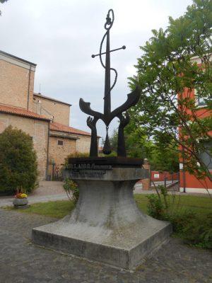 monumento donatori, Pozzonovo